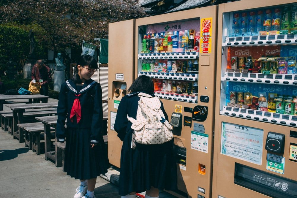the vending machines market