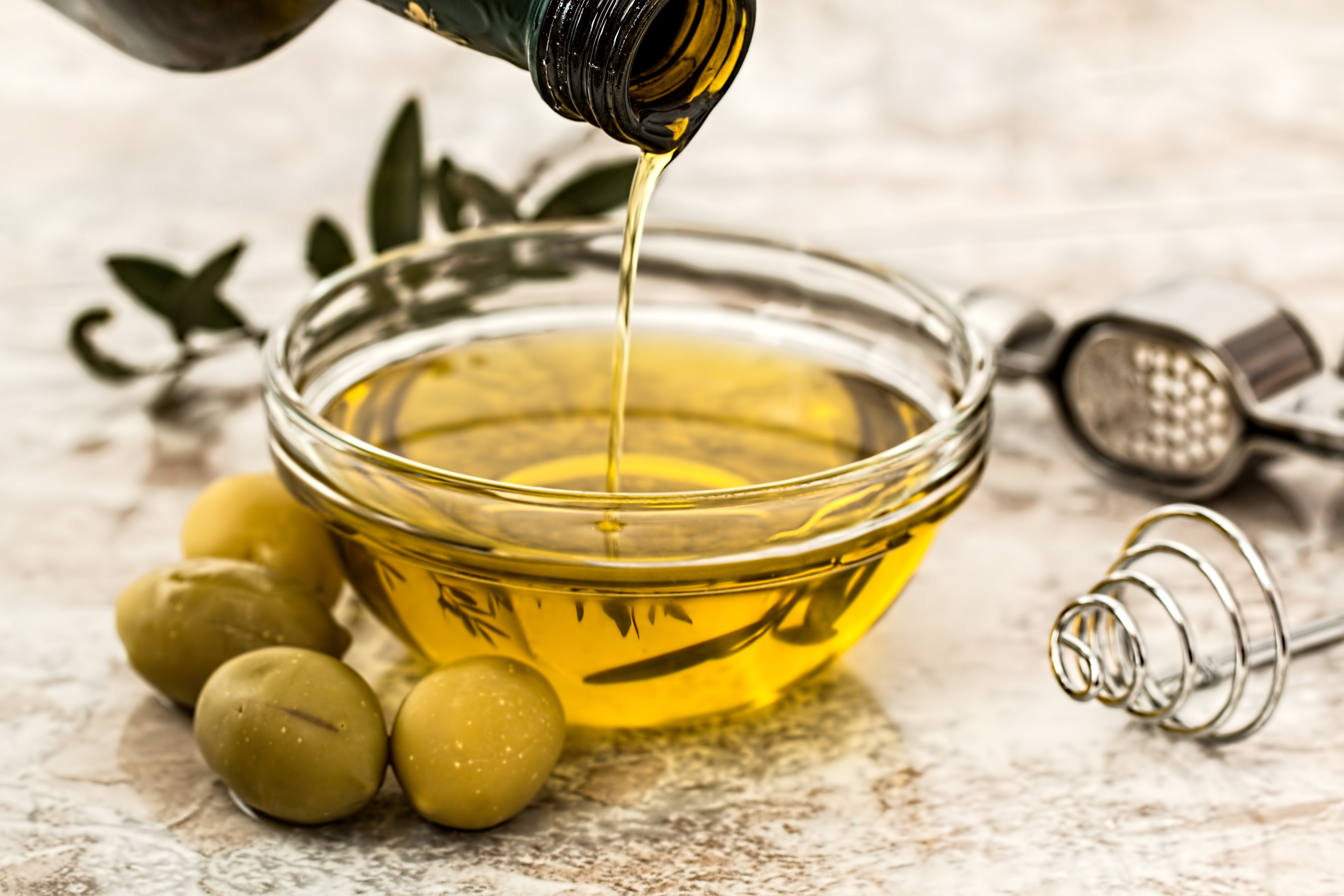 the olive oil market