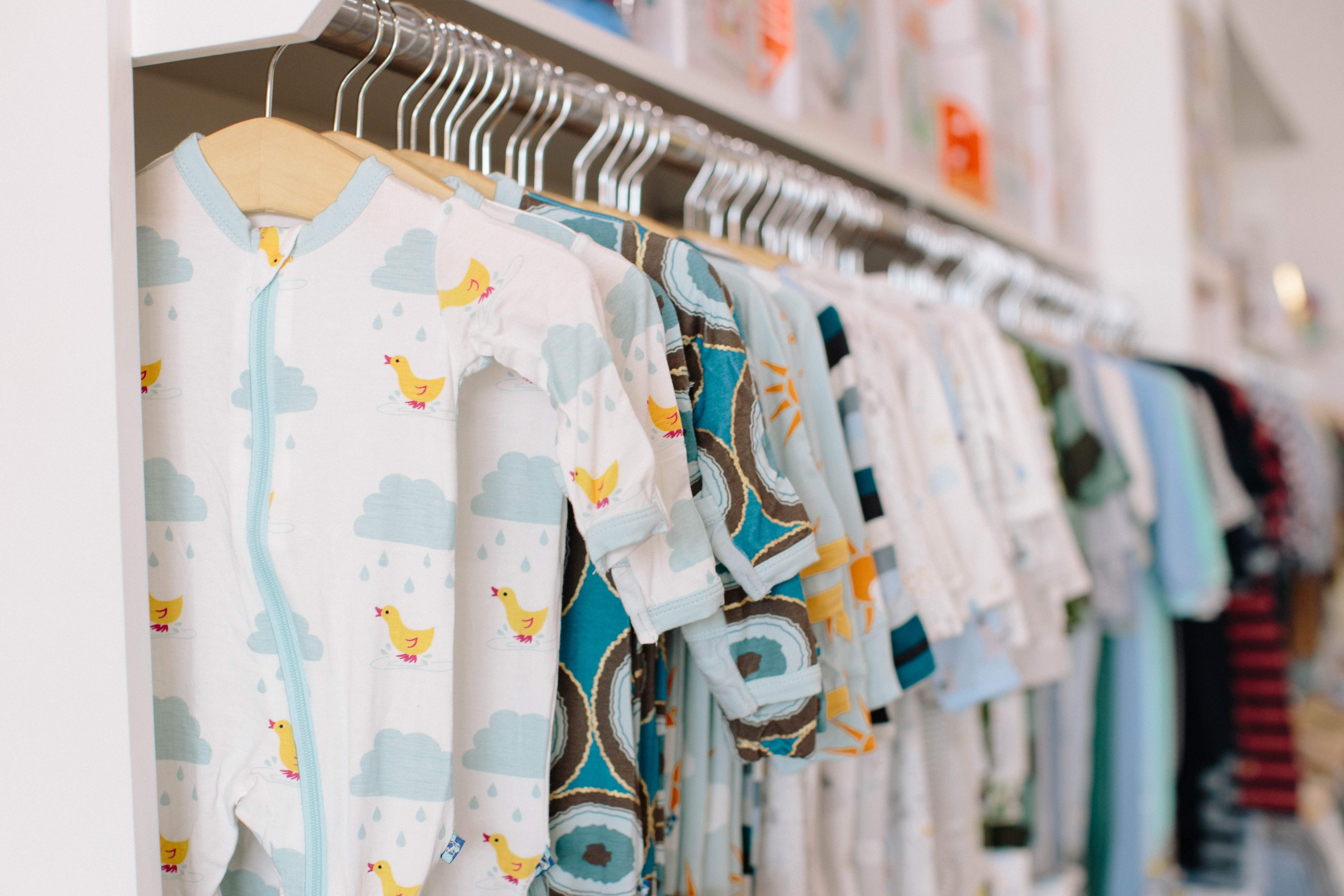 the baby clothing market