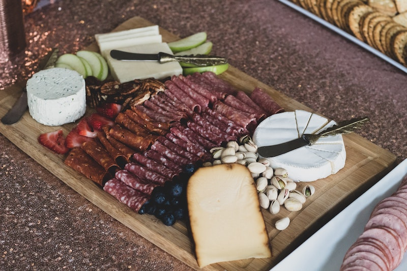 the charcuterie market