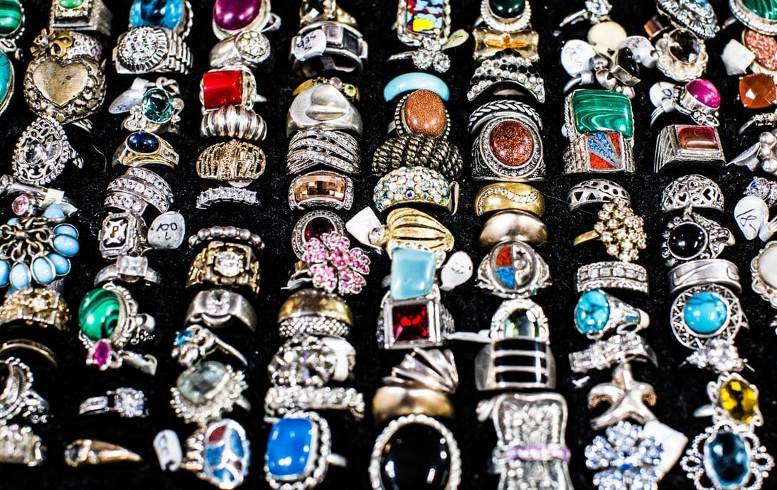 the costume jewellery market