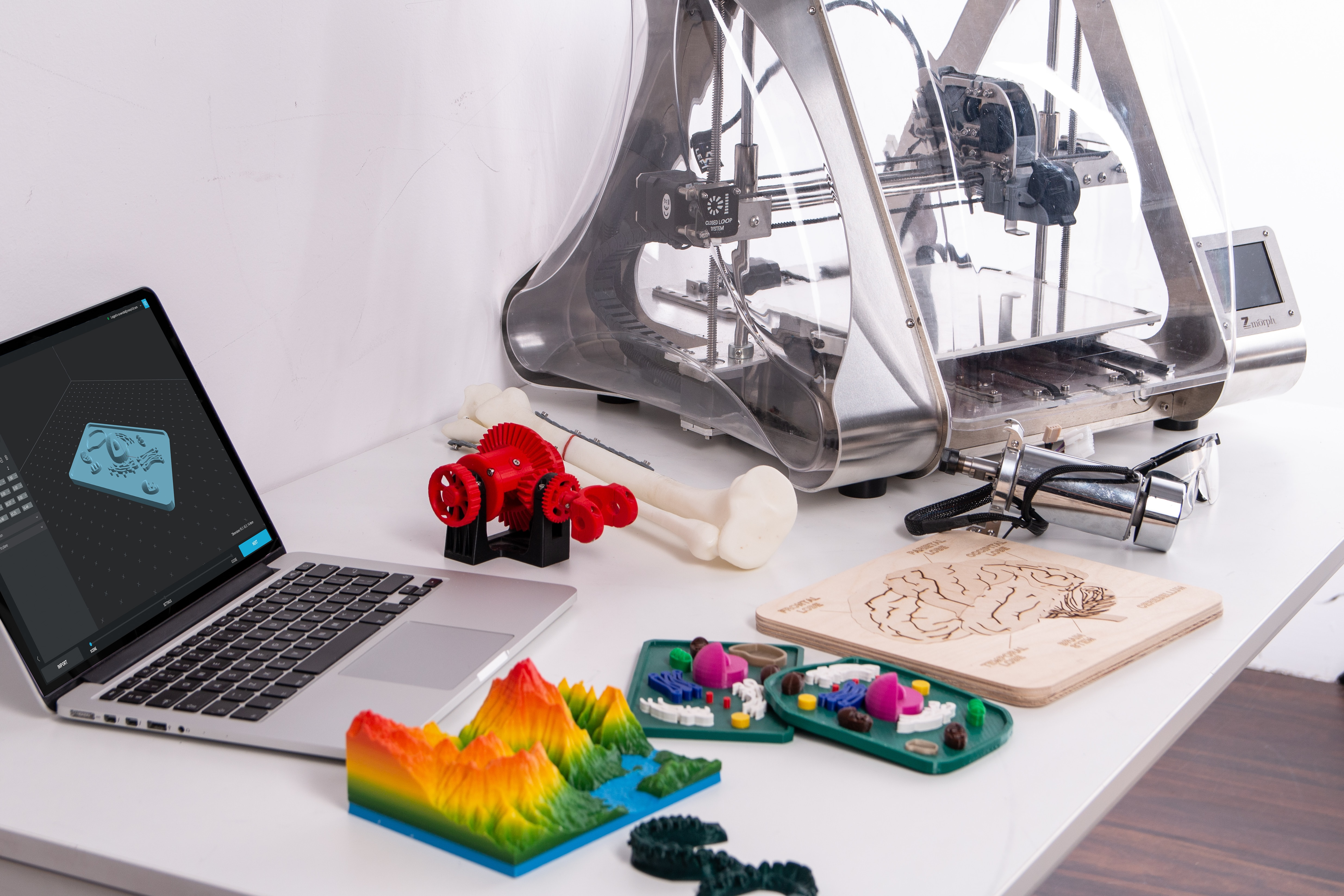 the 3D printing market