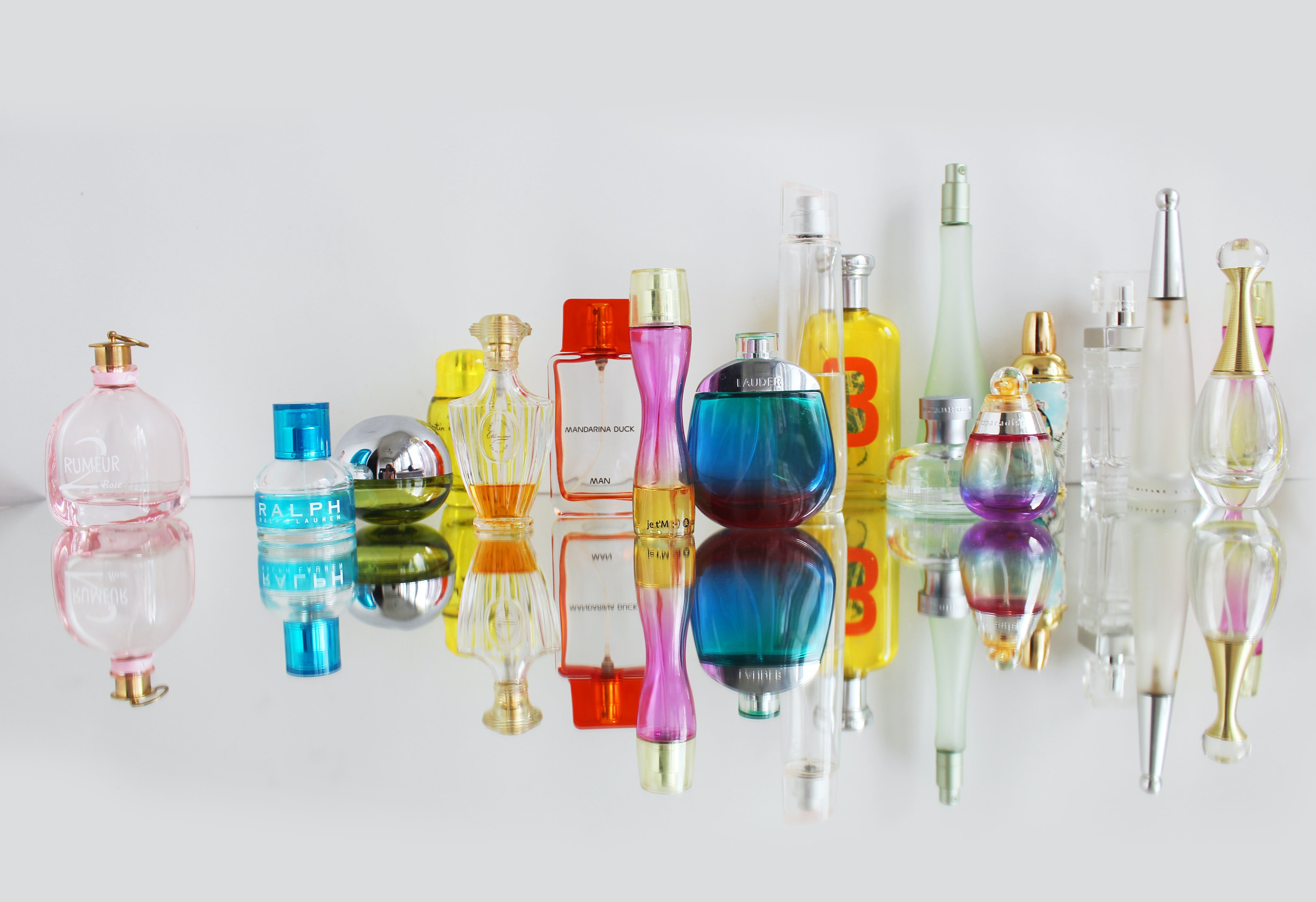 the perfume and fragrance market