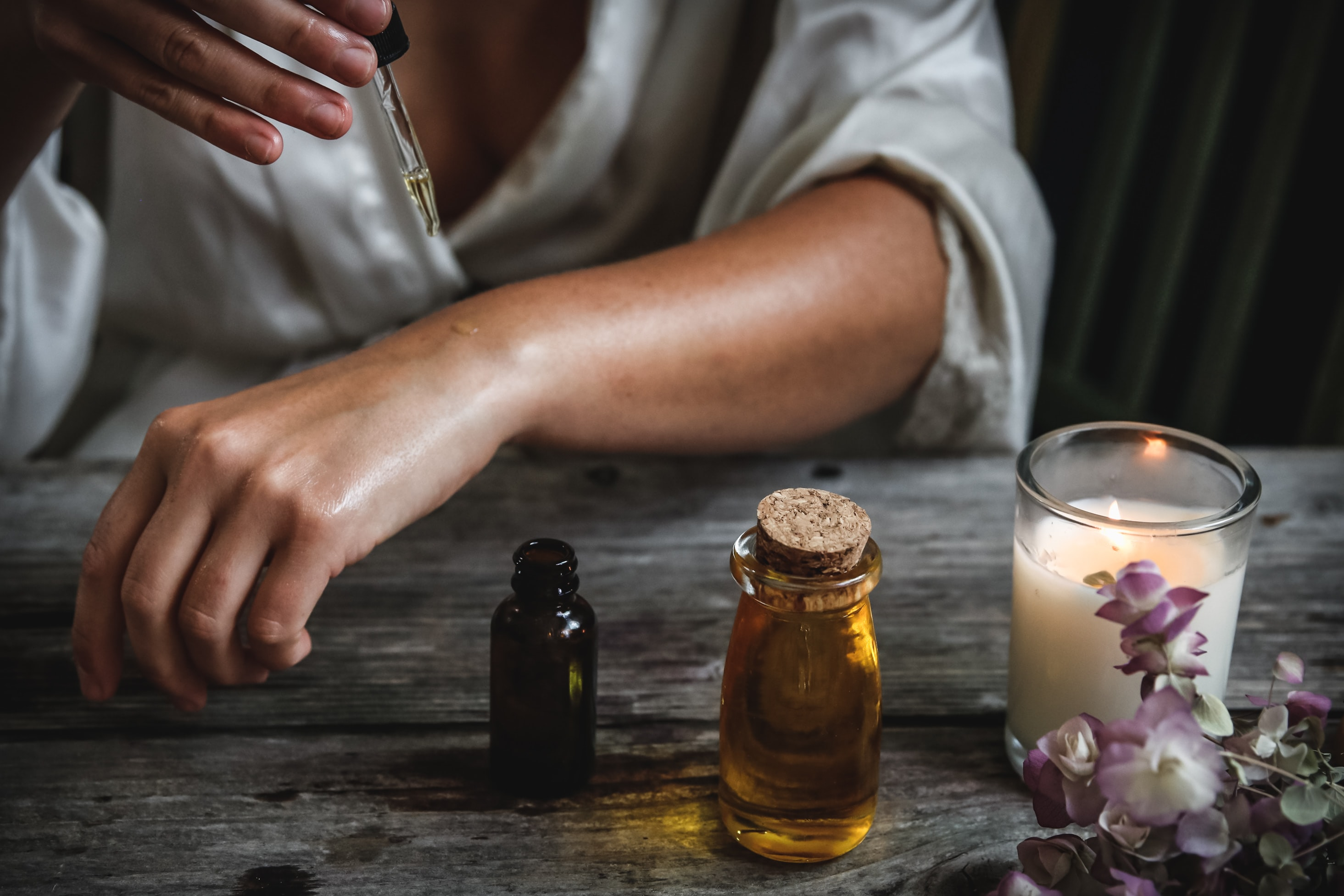 the market for essential oils