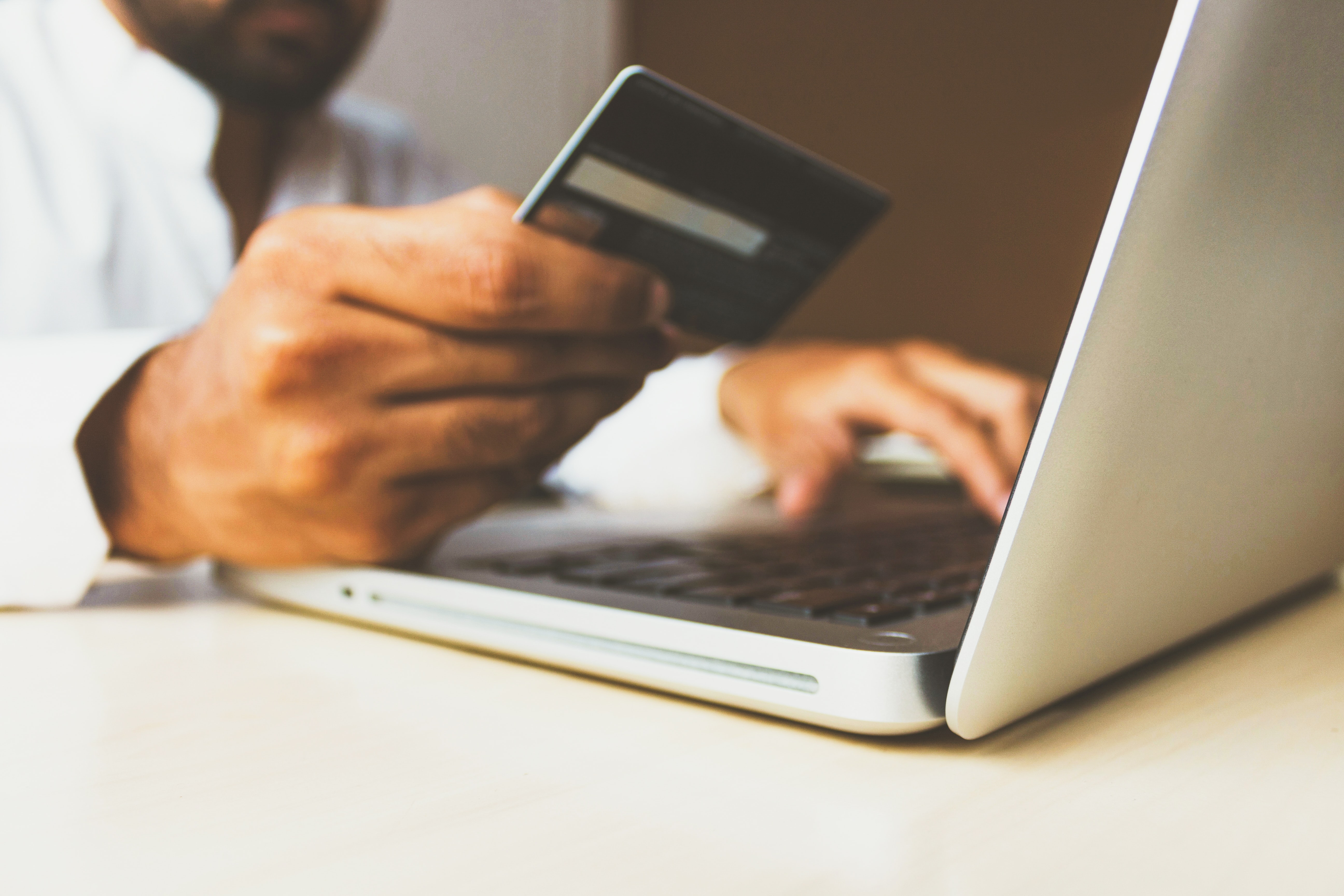 the online payment market