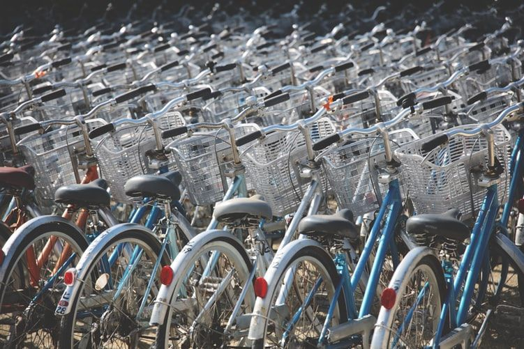 The electric bicycle market