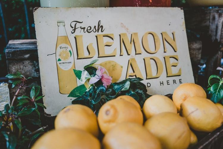 the lemonade market