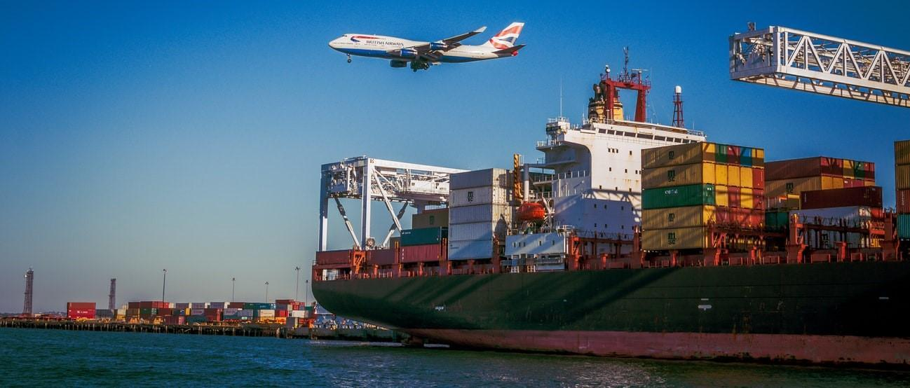 The maritime transport market