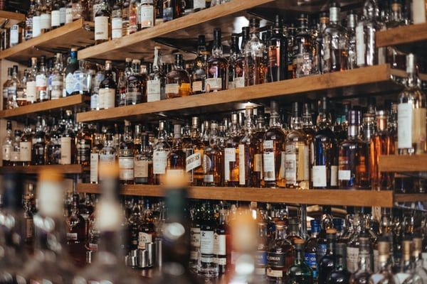 the whisky market