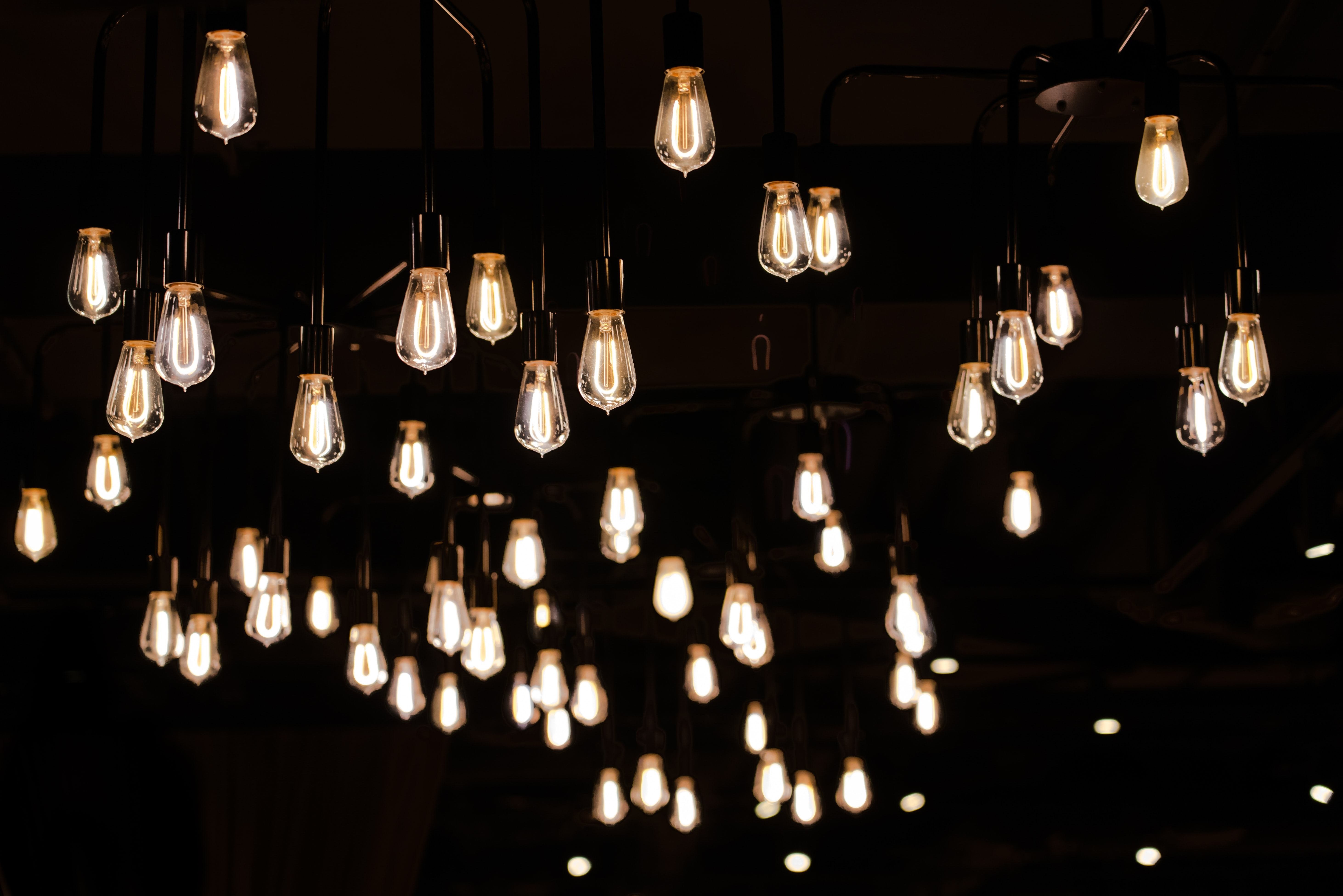 the market for lamps and bulbs