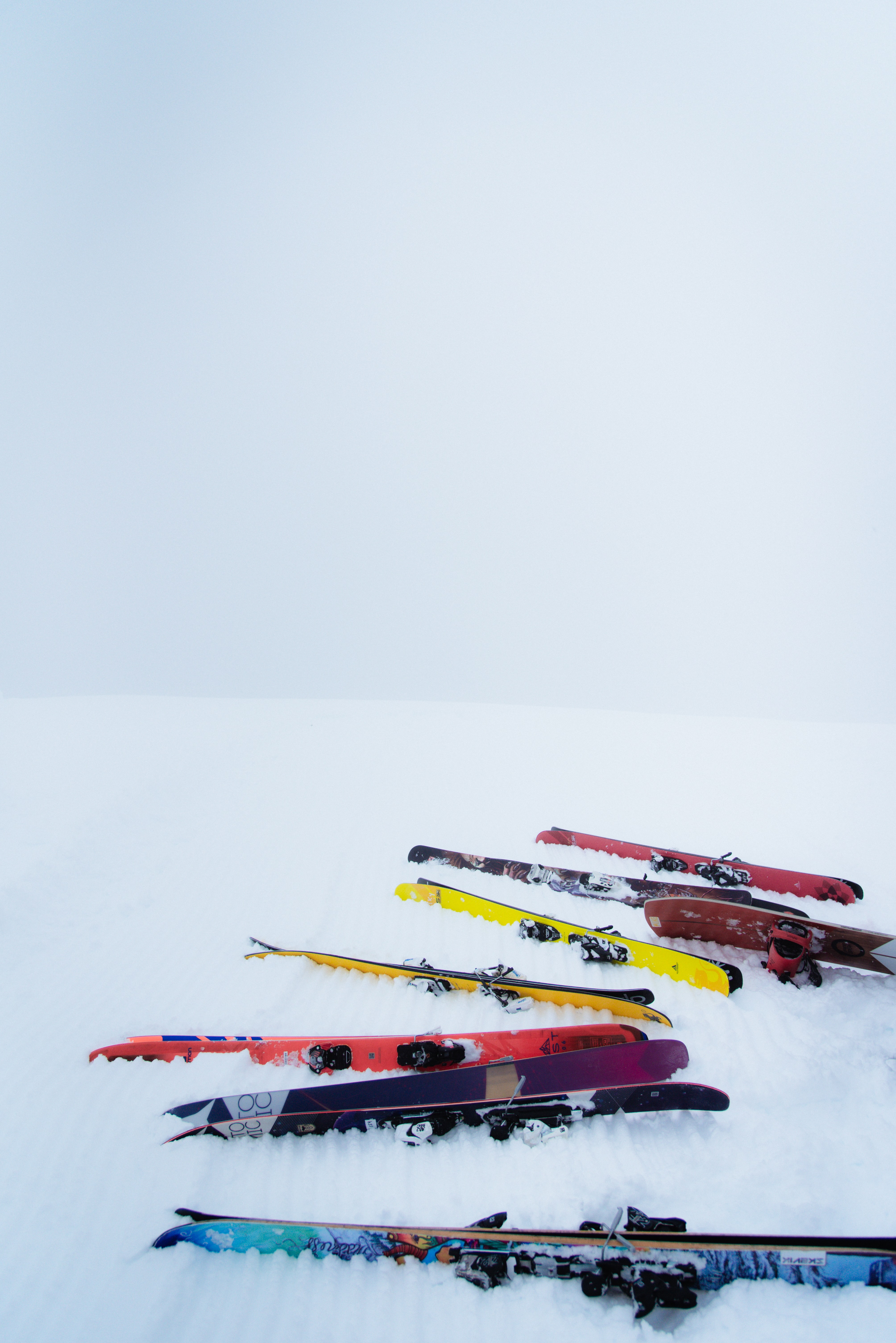 the ski equipment market