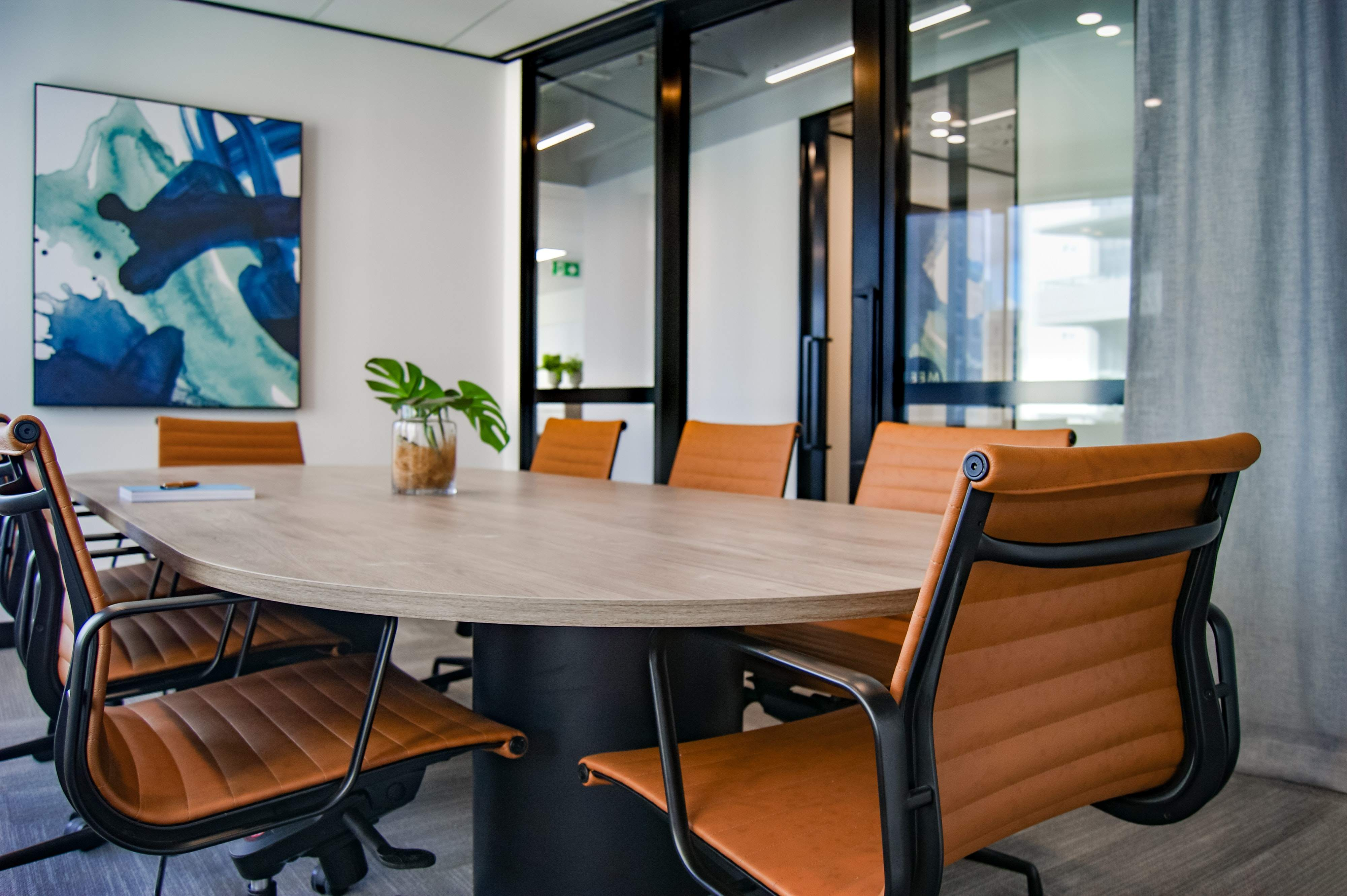 The office furniture market