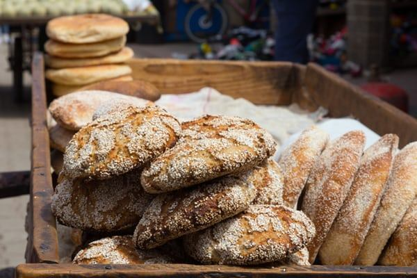 the organic bread market