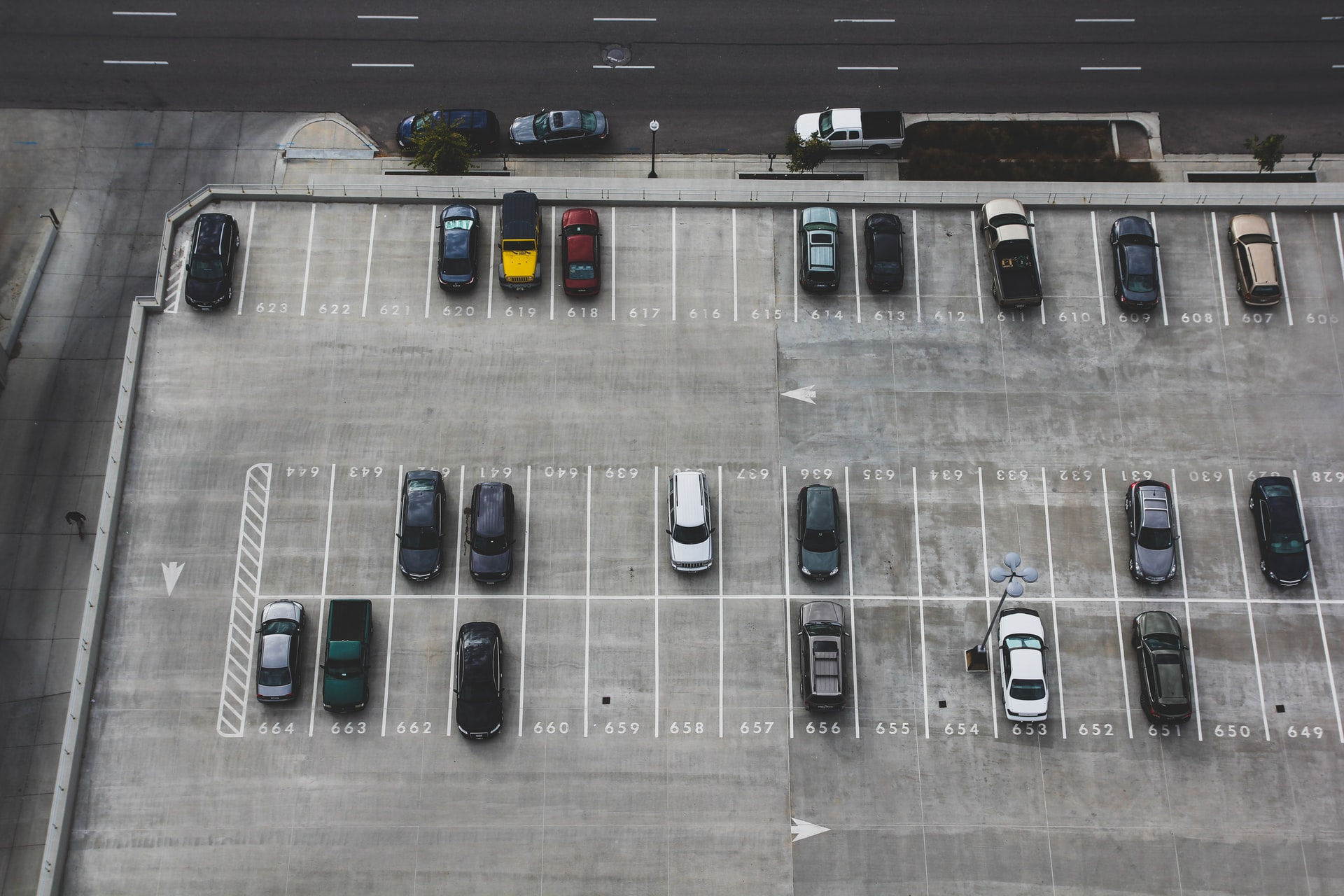 the private parking market