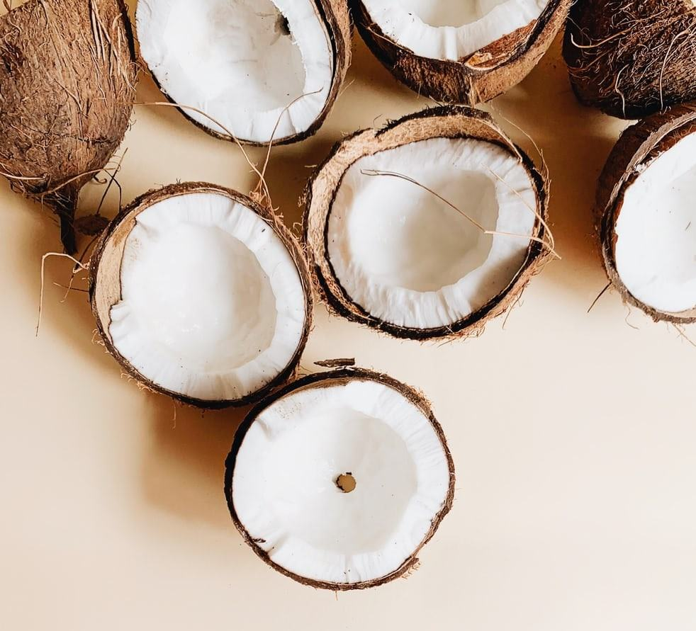 the coconut oil market